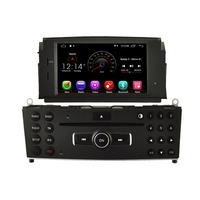 1 Din Android 8.1 Car DVD Player For Mercedes Benz C200 C180 W204 2007 2010 WIFI Car Multimedia Player GPS Navi Car Radio