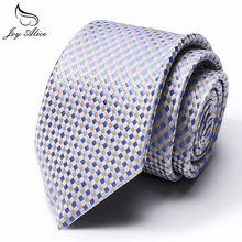 Fashion Black blue red  Tie Checked & Dot & Plaid Ties 8cm Tie For Men Suit Business Wedding Party Neckties Blue Tie fashionable dot shape decorated wedding red tie for men