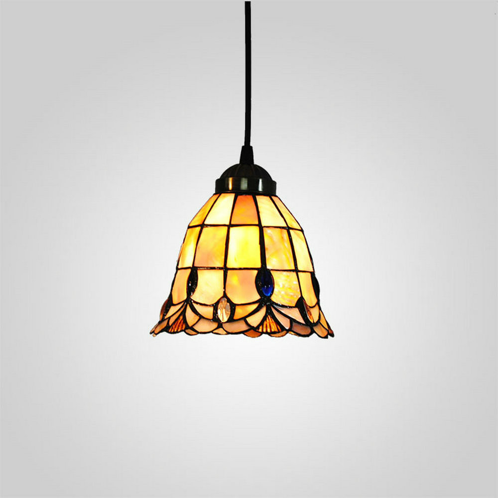 Online get cheap pendant tiffany lamps for Tiffany lampen