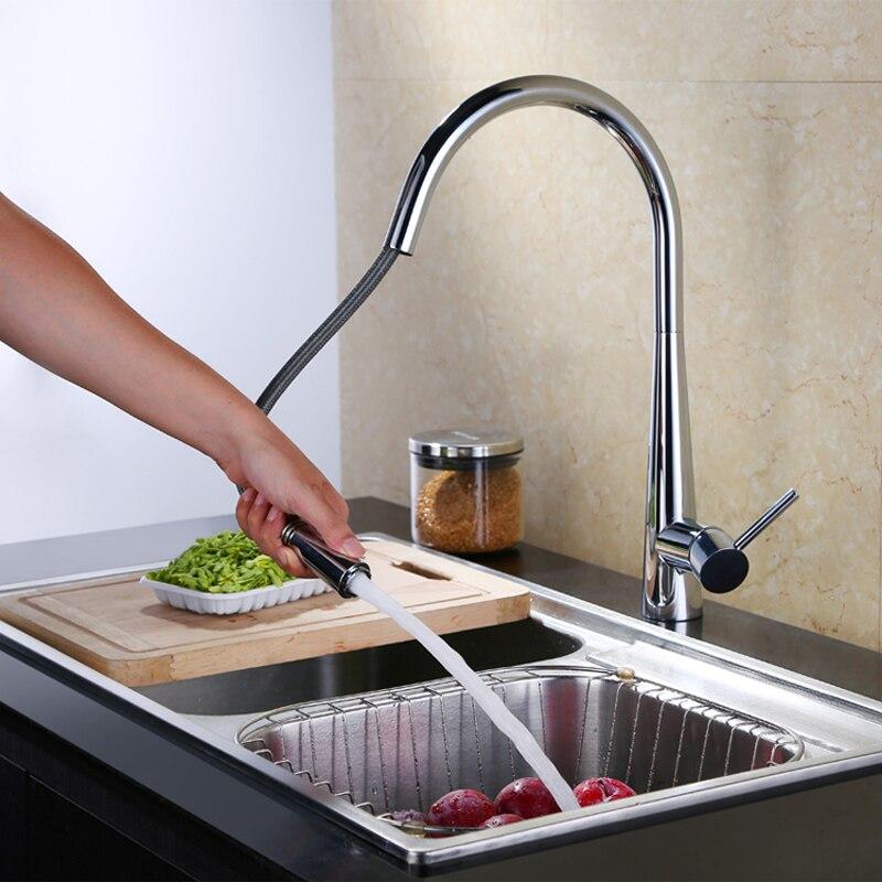 Robinets pour la cuisine, mélangeur de robinet de cuisine, robinet de cuisine, HG-10052A de mélangeur d'eau de cuisine