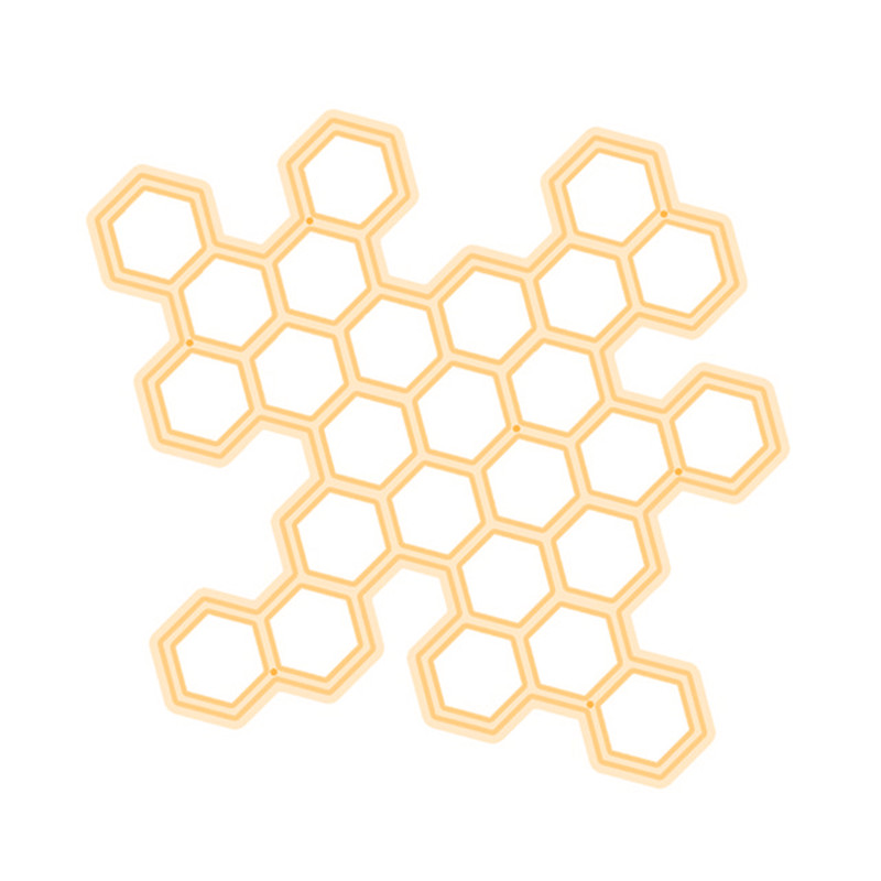 Naifumodo Honeycomb Pattern Metal Cutting Dies
