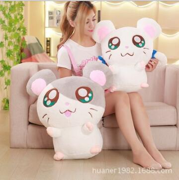 60cm Cute hamster doll hamster plush toy birthday Christmas gift stuffed toys