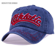 2019 New Men Baseball Caps Hat Snapback Hats For Women Washed Vintage Embroidery Bone Male Cap Trucker Casquette Gorras Dad Hats