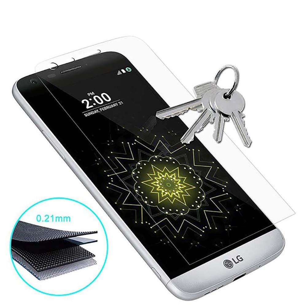UVR För LG G5 Full täckning Skrapskydd Mjuk skärmskydd de Pantalla - Reservdelar och tillbehör för mobiltelefoner - Foto 2