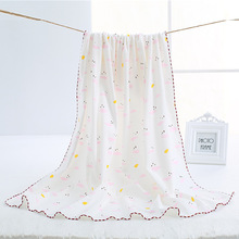 Spring and Autumn Summer Baby Hold Newborn Wraps Cotton Thin Blanket Wrap Cloth Bath Towel
