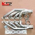 Kingsun Corrida Inoxidável Colector De Escape Cabeçalho Para 97-14 Chevy Pequeno Bloco V8 LS1/LS2/LS3/LS6 LSX