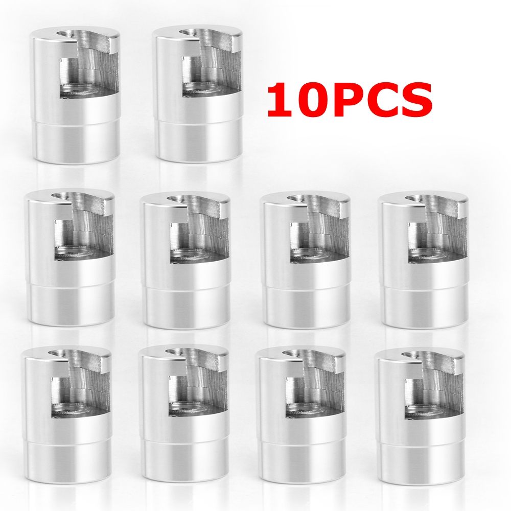 10PCS M10 M12 Screw Tips For Slide Hammer And Dent Lifter Good For DIY Pdr Tools Car Dent Repair Accessory PDR Accessory Tips