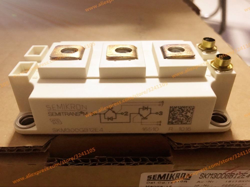 Free shipping  NEW SKM300GB12E4  MODULE free shipping ao4443 new