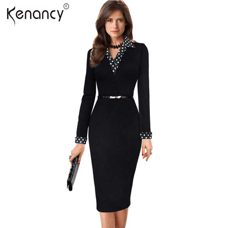 42694d3087 Detail Feedback Questions about Kenancy 2XL Sexy V Neck Polka Dot ...