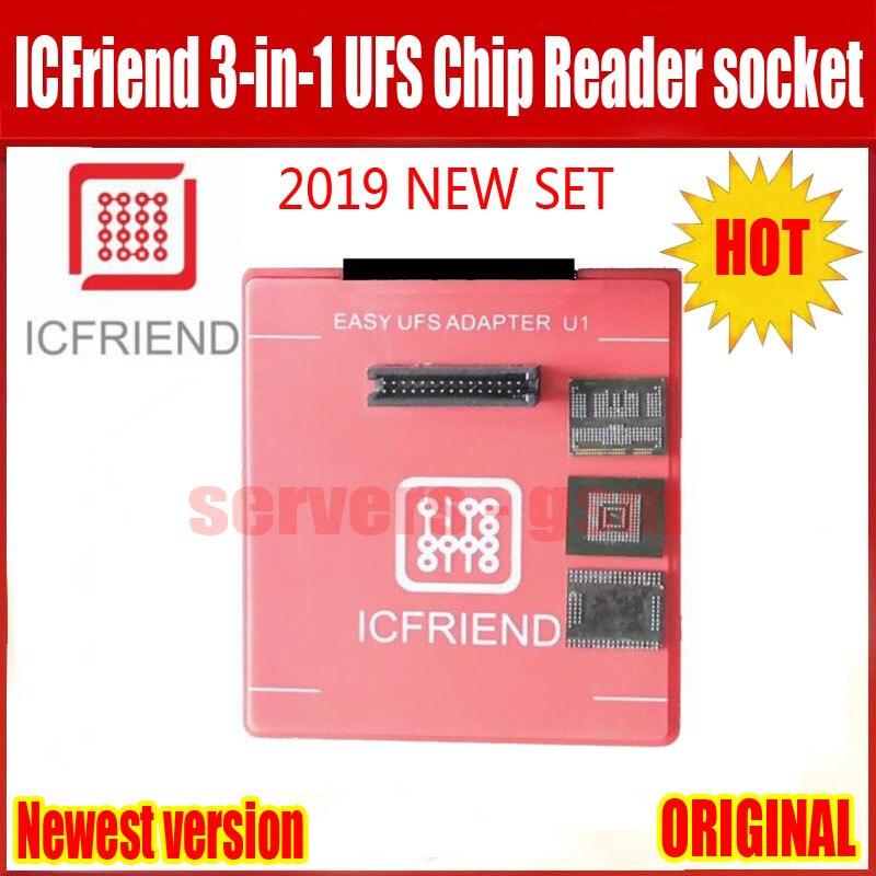 🛒[cwek2] 2019 NEWEST ORIGINAL UFS adapters socket ICFriend