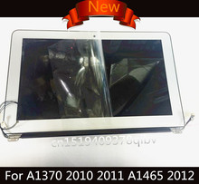 Genuine Brand New Complete LCD LED Screen Assembly for Macbook Air 11″ A1370 2010 2011 A1465 2012 EMC2471 EMC2558