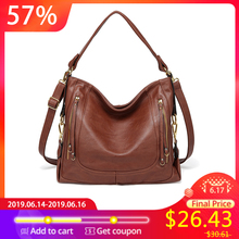 VASCHY Handbags for Women Fashion Shoulder Bag Women Casual High Quality Crossbody Messenger Bag Ladies Chic Soft Faux Leather