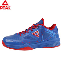 PEAK Basketball Shoes Men Sneakers PARKER IV Basketball Outdoor Sports Sneakers Shoes Cushioning Breathable for Men E61323A цена