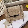 Роскошные сумки женские сумки дизайнер Способа Высокого Качества Женщины Кожа Кольчуга Сумочка Креста Тела Плеча Мешок Монет