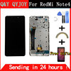 QYQYJOY High Quality LCD Display Digitizer Touch Screen Assembly For Xiaomi Redmi Note 4 Hongmi Note4