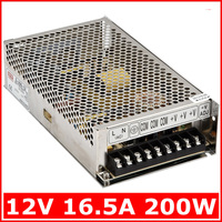 Electrical Equipment Supplies Power Supplies Switching Power Supply S Single Output Series S 200W 12V