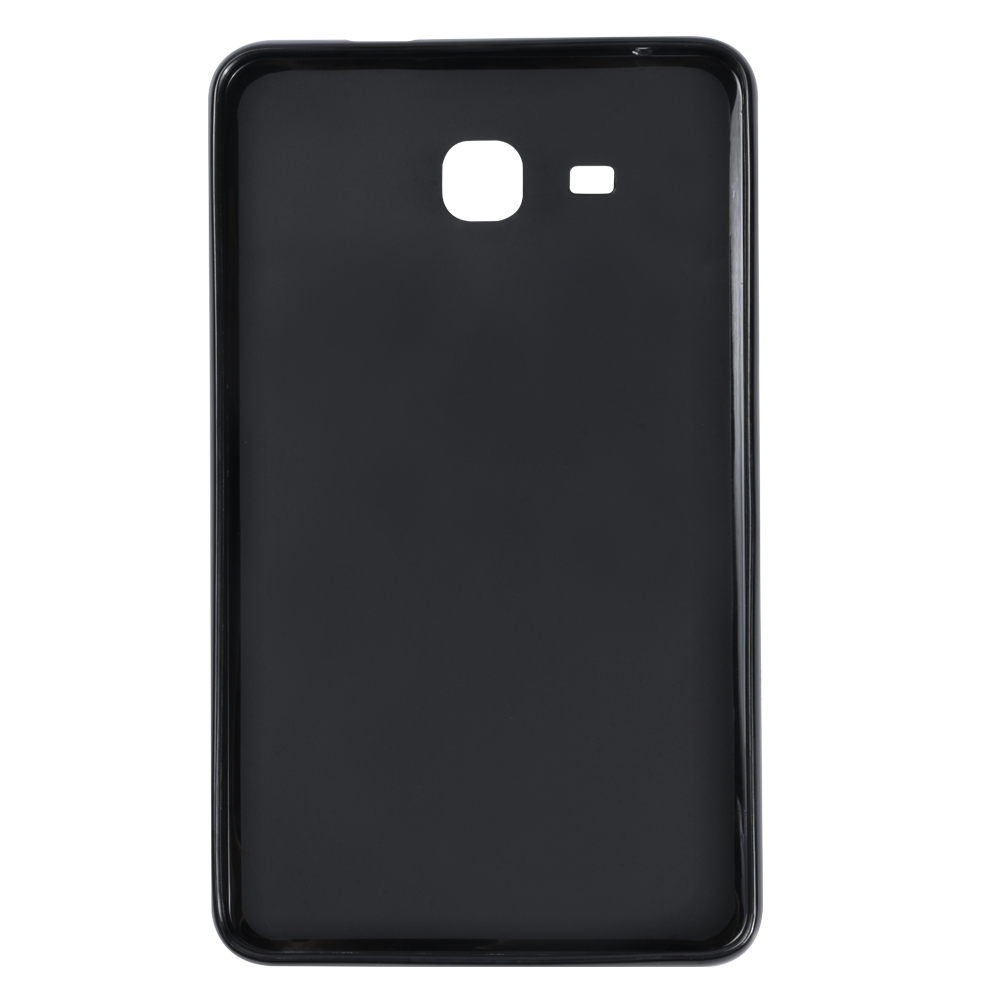QIJUN Silicone Smart Tablet Back Cover For Samsung Galaxy Tab A6 7.0
