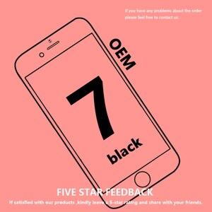 Черный/белый Оригинальный OEM iPhone 7 LCD сменный дисплей для 7G LCD 3D кодирующий преобразователь сенсорного экрана в сборе с бесплатным набором инструментов