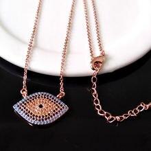 10 шт ожерелье в турецком стиле с двойным соединителем для сглаза
