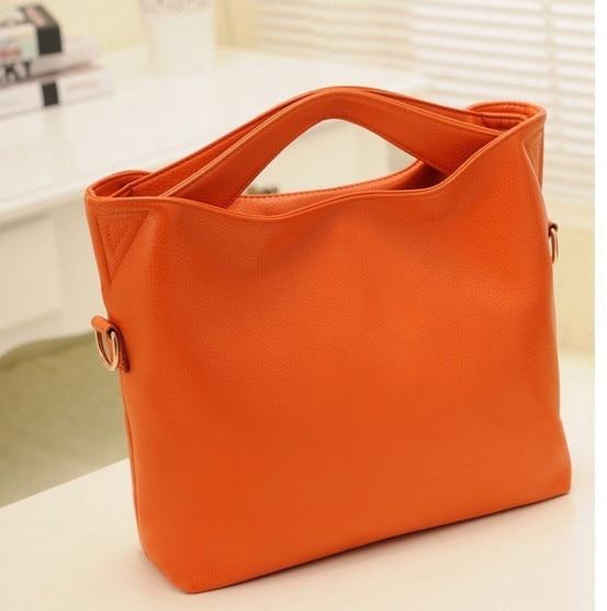 ФОТО 2016 fashion women's singles shoulder bag messenger bag leather messenger bag casual designer women's handbags Messenger Bags