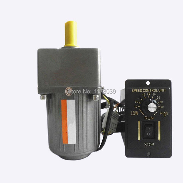 220 v 25 watt ac getriebe motor mit variabler geschwindigkeit ...