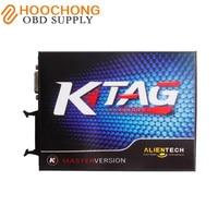 K-TAG V2.11 FW V6.070 KTAG ECU Programming Tool Master Version mit Unbegrenzte Token Kostenloser Versand