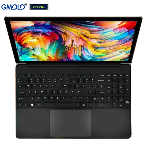GMOLO 8GB RAM 256GB SSD +1TB 15.6inch 1920*1080 usb Intel Pentium Quad core gaming laptops computer Pakistan
