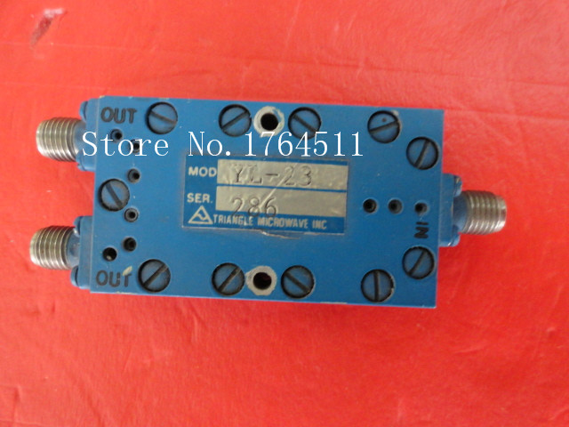[BELLA] KDI YL-23 1-2GHz A Two Supply Power Divider SMA