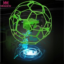 Mini Drone Helic Max Sky Walker 1340 2.4GHz 4CH Fly Ball  RC Quadcopter 3D Flip Roller RC toys