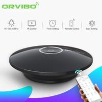 Original Orvibo Allone Pro Smart Home Universal Intelligent WiFi 4G Network Connect IR RF Remote Controller