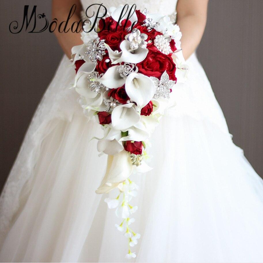 Popular teardrop bouquet buy cheap teardrop bouquet lots for Wedding bouquets