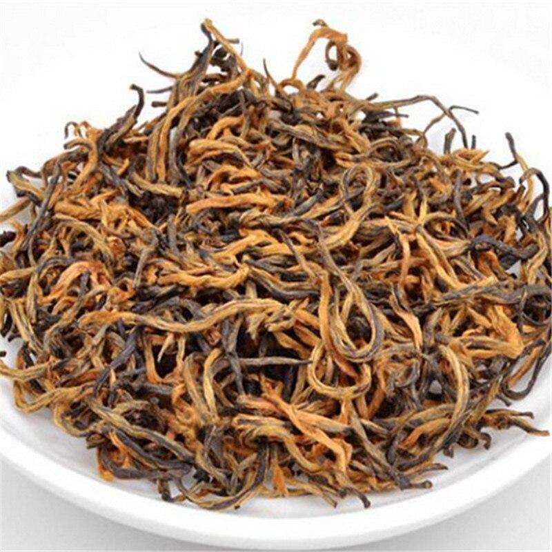 2016 new Kim Chun Mei 250g jin jun mei black tea green health food natural lose weight skin care organic