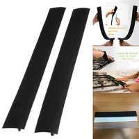 Nützliche 21 Zoll Silikon Küche Herd Zähler Lücken Abdeckung Ofen Schutz Spill Dichtung Schlitz Füllstoff XH8Z NO05