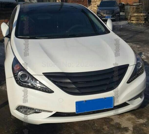 For Hyundai Sonata Eight Generations Korean Net Modified Cable 8 In The Cover Strip Bright 2010 2017 Primer