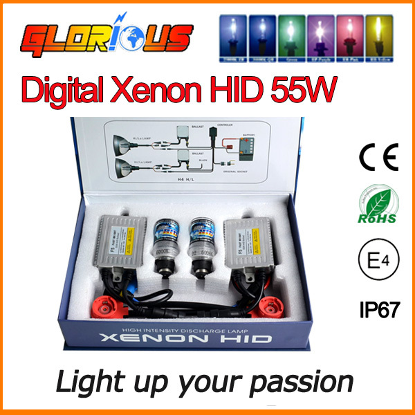 d2s d2c xenon F5 12v 55w kit 4300K 6000K 8000K d2c xenon kit 4300k AUTO HID