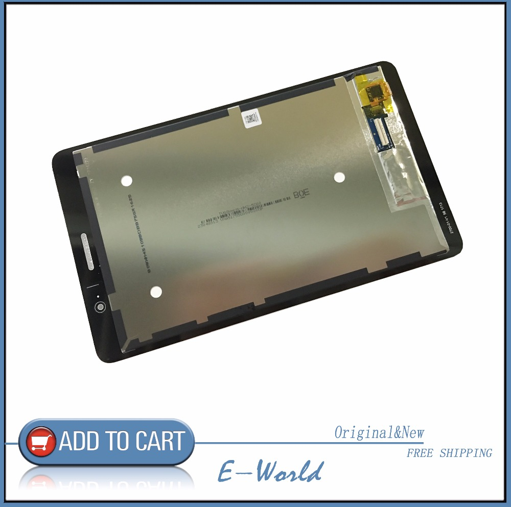 "For Huawei Honor Play Meadiapad 2 KOB-L09 MediaPad T3 KOB-W09 Mediapad T3 8.0 LTE 8"" LCD Display with Touch Screen Digitizer"