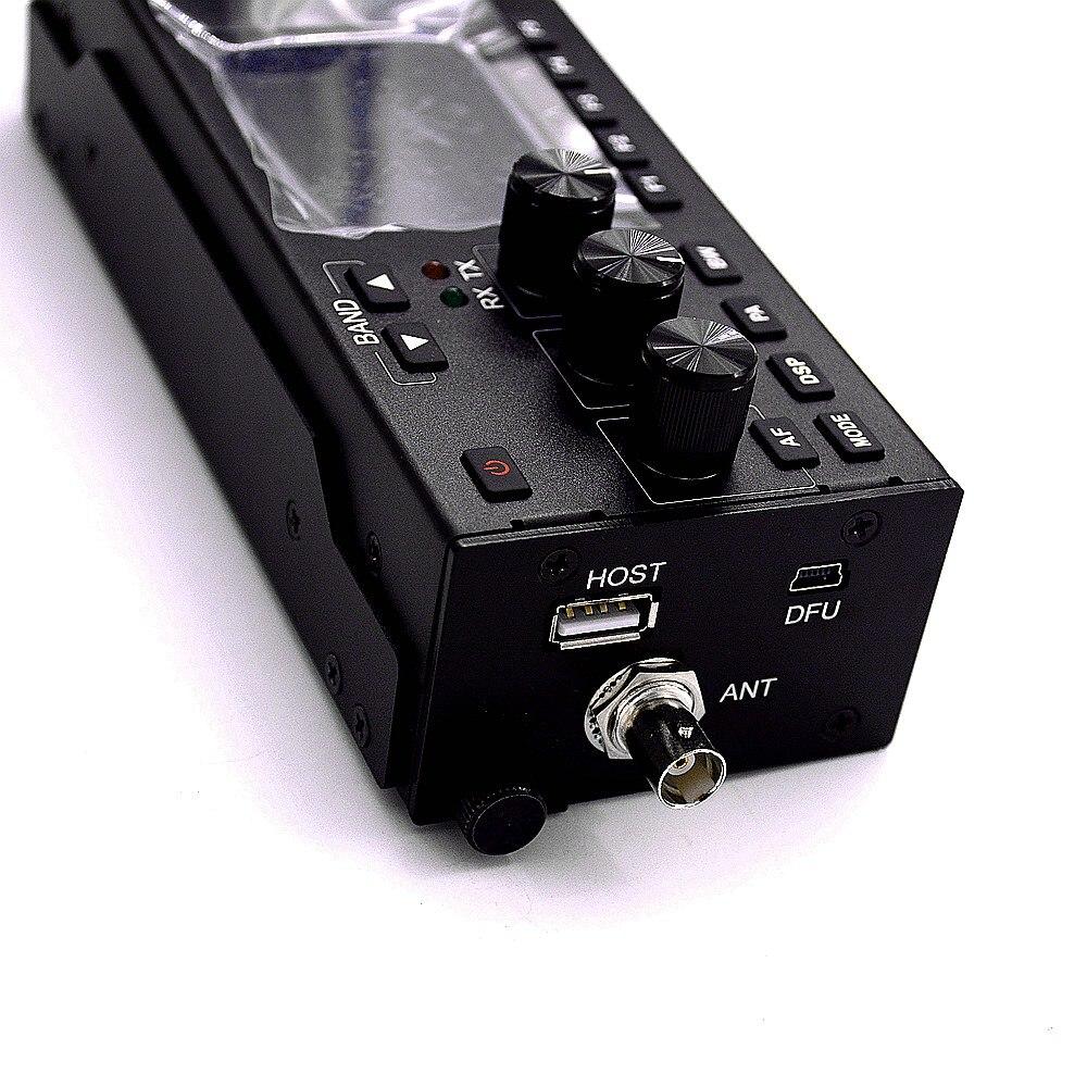 RS-918 SSB HF SDR émetteur-récepteur 15 W puissance Radio Mobile RX: 0.5-30 MHz TX: toutes les bandes de jambon Instrument multifonctionnel - 3