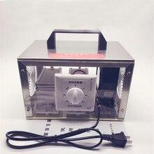 Nova 220 V/110 V Gerador de 20 g/h de Ozônio Purificadores de Ar Ozonizador Ozonizador Portátil Com Interruptor de Tempo