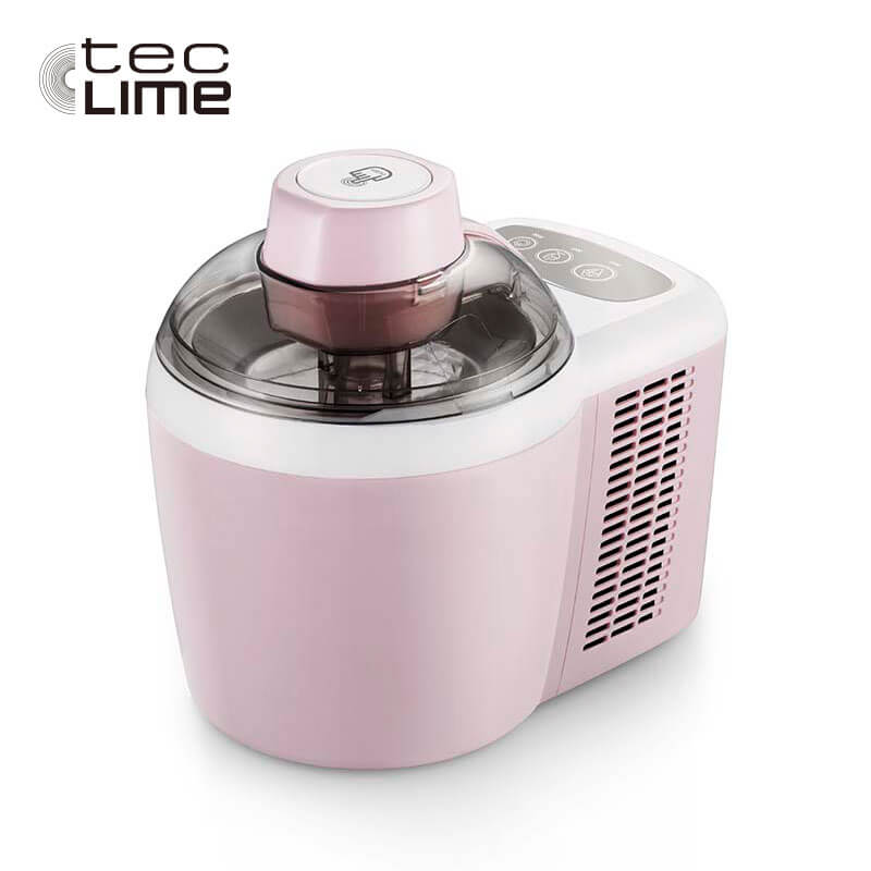 Automatic Ice cream machine 220V Hard/Soft selection Home use electric icecream maker 2017 Small kitchen appliance
