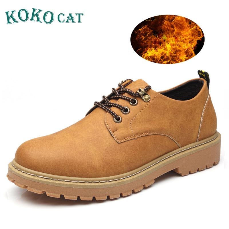 03be69f8d0d KOKOCAT 2018 популярная мужская обувь
