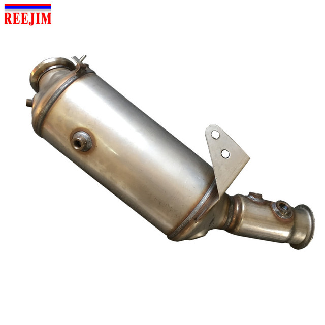 DOC DPF Catalytic Converter Direct Fit for Mercedes W164 ML350 X164 GL350  Diesel Engine
