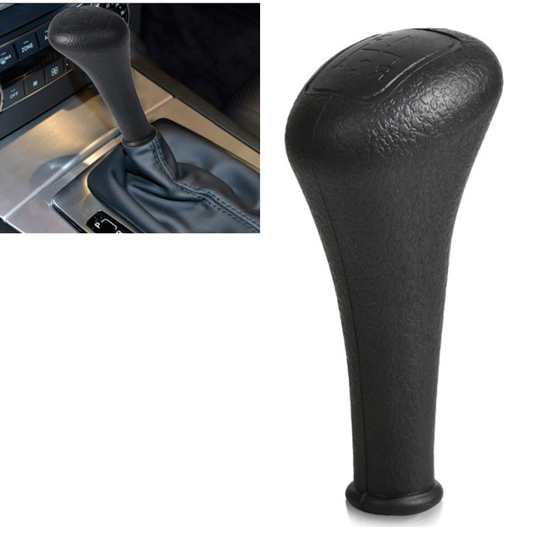 Auto new car black 4 5 speed gear stick shift knob for for Mercedes benz stick shift