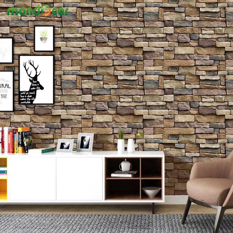 Self Adhesive Wallpaper Vinyl Waterproof Wall Covering