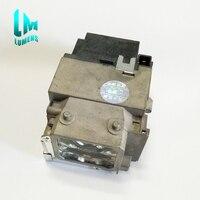 W/корпус для ELPLP65 для V13H010L65 для Epson EB 1750 EB 1760W EB 1770W EB 1775W EB C261M 100% оригинальная прожекторная лампа светодиодная