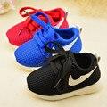Zapatos de los niños Zapatillas de Deporte Del Bebé Zapatos de la Muchacha del Muchacho Zapatos Casuales Suave Con Cordones de Zapatos de las Zapatillas de deporte 3 colores XTP