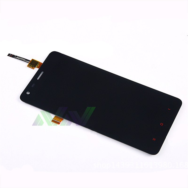 ФОТО  LCD Display Panel Touch Screen Digitizer Glass Assembly Replacement for Xiaomi Redmi 2/2s  Free Shipping