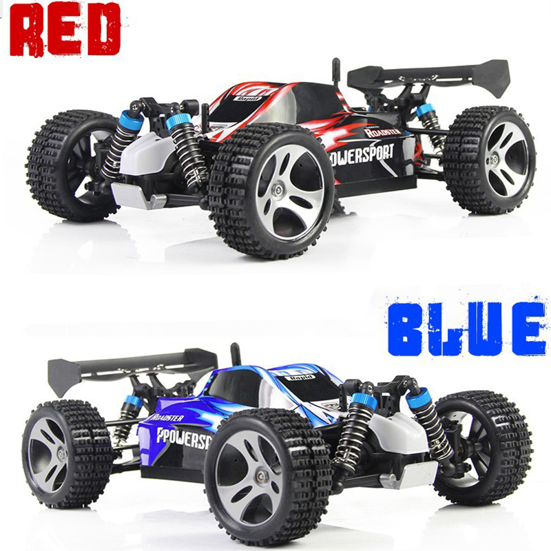 Wltoys A959 RC 1:18 Scale RC Car 4WD 45KM/H Off-Road High Speed RC Drift Car Radio Control Rock Crawler Remote Control Car factory price 2 pcs auto laser lamp car door welcome lights led car logo projector light original car logo for changan cs35 logo