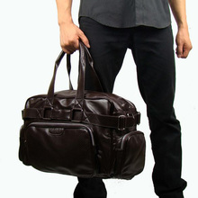 Men Travel Bags Hot Sale Pu Leather Large Capacity Men Messenger Bags Travel Duffle Handbags Famous Brand Men Shoulder Bags 2016
