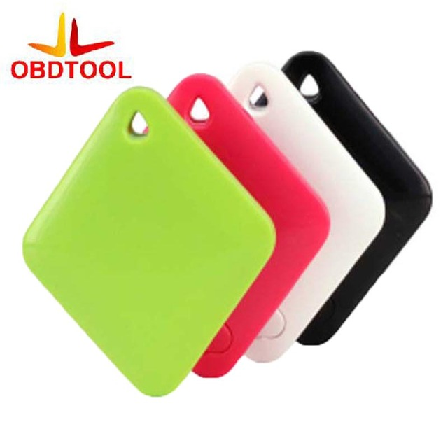 Bluetooth 4.0 GPS Locator Tag Alarm Child Pet Bag Dog Tracker Smart Bluetooth Wallet Key Tracker 4 Colors Car-Detector 1 piece