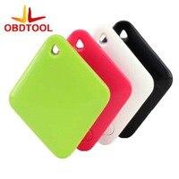 Bluetooth 4.0 GPS Locator Tag Alarme Enfant Sac Pour Animaux De Compagnie Chien Tracker Smart Bluetooth Portefeuille Clé Tracker 4 Couleurs De Voiture-Détecteur 1 pièce